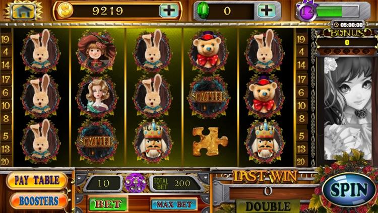 Slots - Magic Puppet screenshot-4