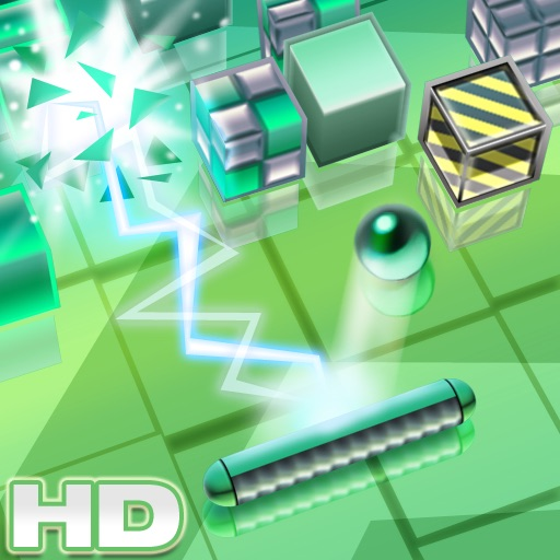 3D Brick Breaker Revolution 2 HD