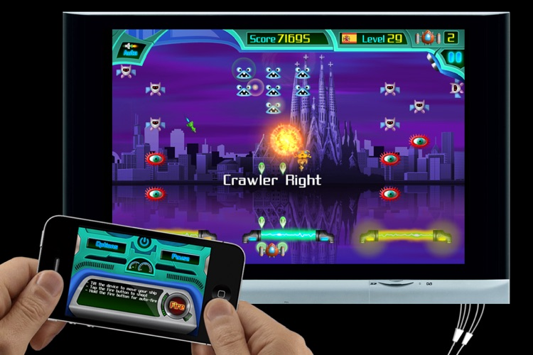 Invaders World Tour : Classic screenshot-4