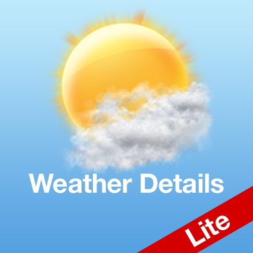 Weather Details Lite icon