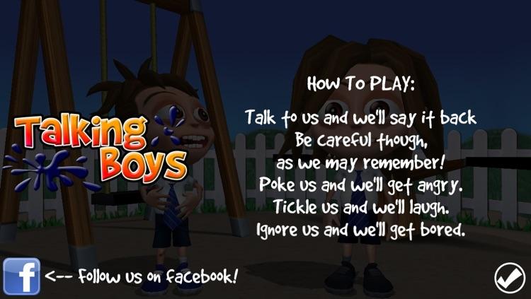 Talking Boys screenshot-4
