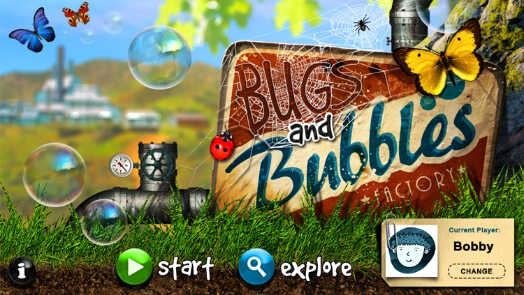 Bugs and Bubbles screenshot-0