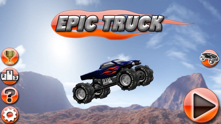 Epic Truck screenshot-3