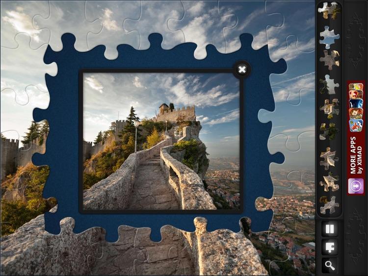 Jigsaw Puzzles: Waterfalls screenshot-3
