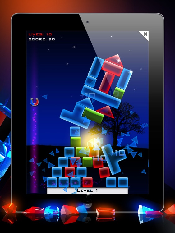 Glass Tower 2 HD screenshot-2