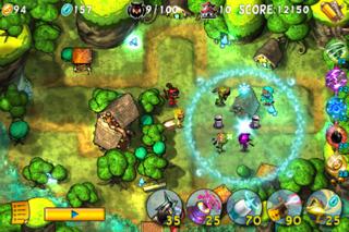 Ninja TD Lite Screenshot 2