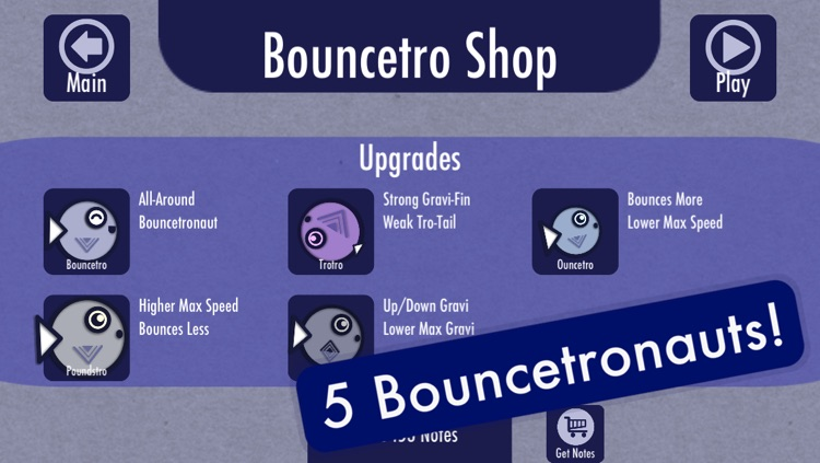 Bouncetro screenshot-2
