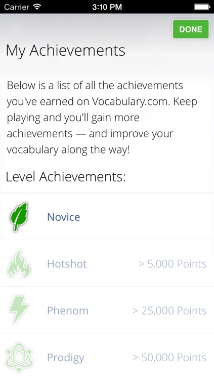 Vocabulary.com screenshot-4