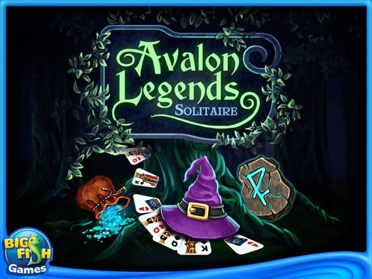 Avalon Legends Solitaire HD