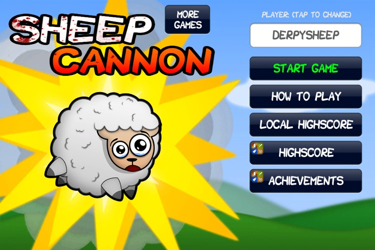 Sheep Cannon ! screenshot-4