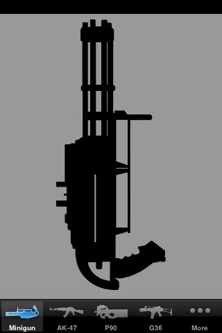 Gun Fight - 20 High Power Weapons screenshot-3