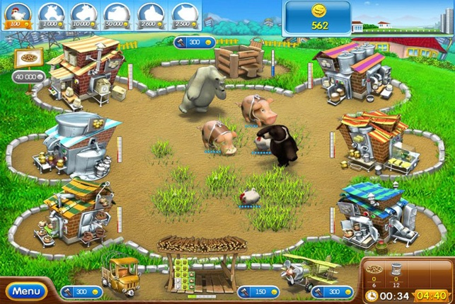 ‎Farm Frenzy 2: Pizza Party