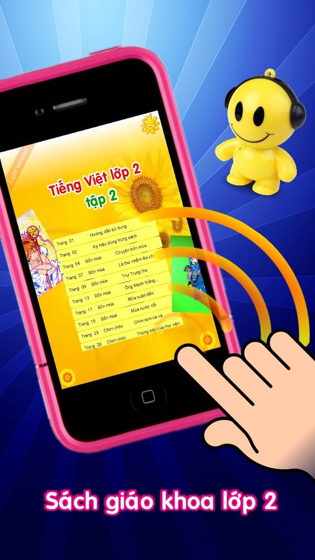 Sách tiếng Việt Lớp 2 tập 2 Screenshot