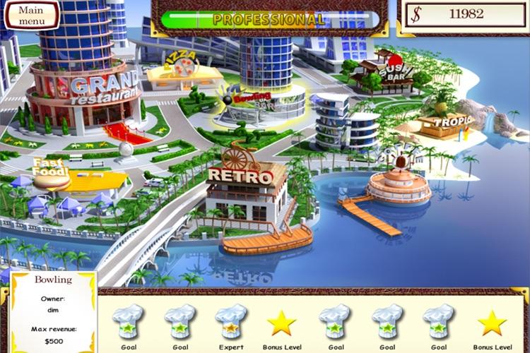 Gourmania screenshot-3