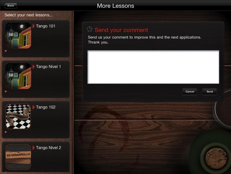 Argentine Tango Lessons 101 screenshot-3