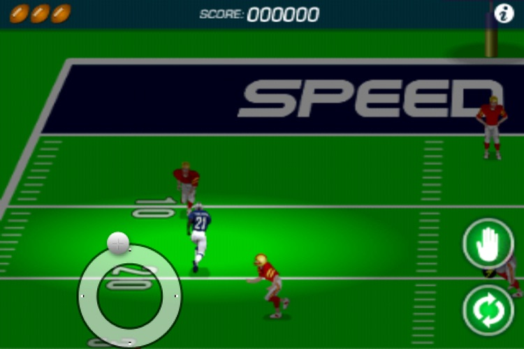 Speedback™ Football Free screenshot-0
