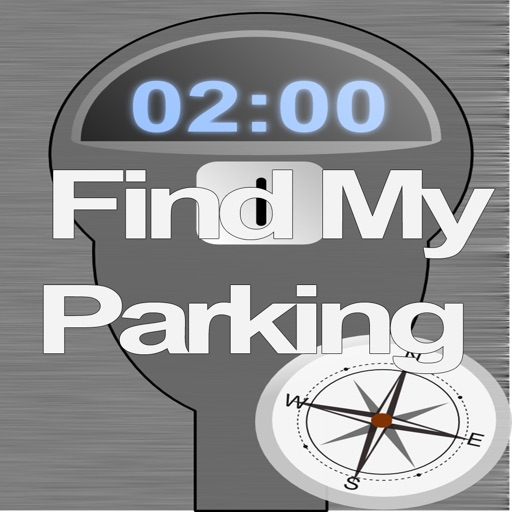 Find My Parking. Find the car park location with GPS function