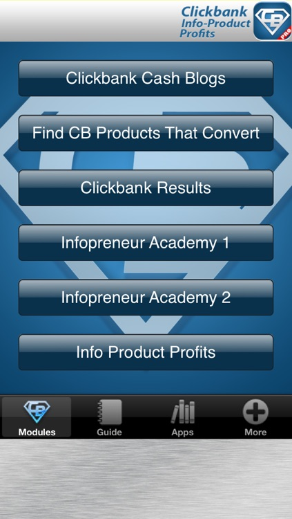 Clickbank Profit Secrets PRO - How to Make Money Online screenshot-2