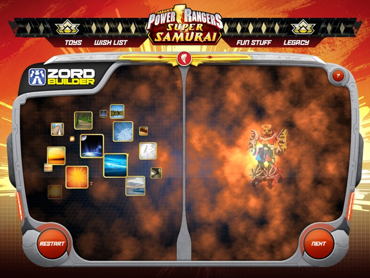 ZordBuilder screenshot-2