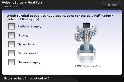 Robotic Surgery screenshot-3