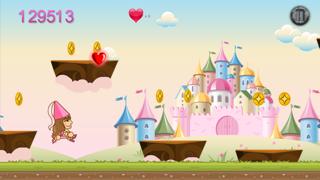 King Castle Rush Quest - Kingdom Fighting Princess Free screenshot one