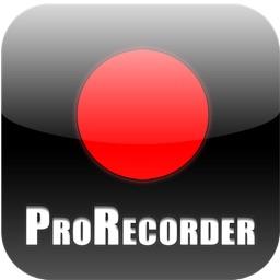 ProRecorder - Vocal FX