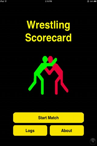 Wrestling Scorecard screenshot-0