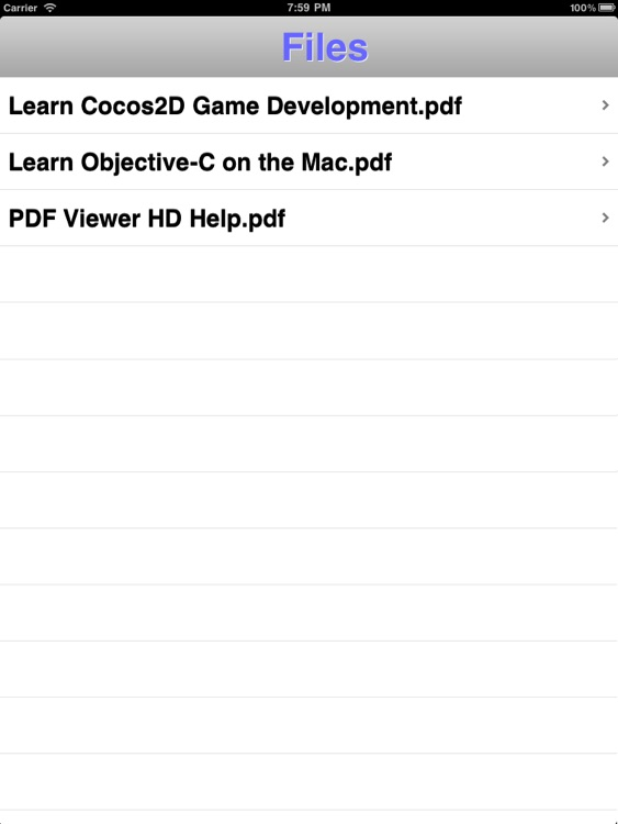 Pdf Viewer Hd Your Personal File Viewer By Chilly Zhong