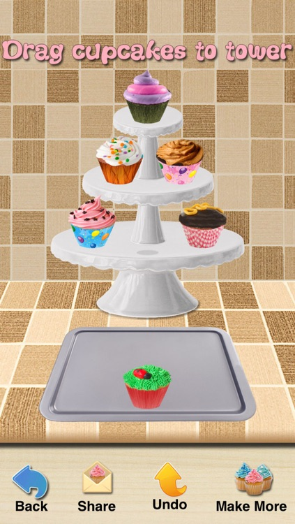 Cupcakeroo! screenshot-3