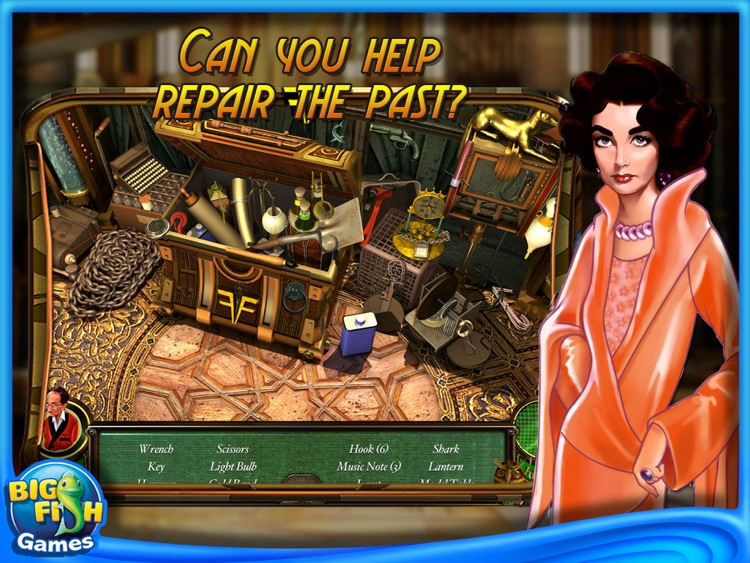 Flux Family Secrets: The Rabbit Hole Collector's Edition HD (Full) screenshot-4