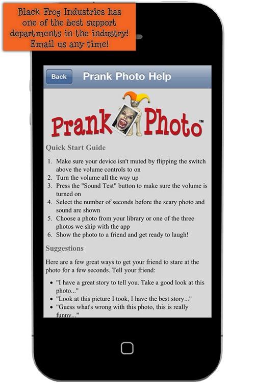 Prank Photo screenshot-4