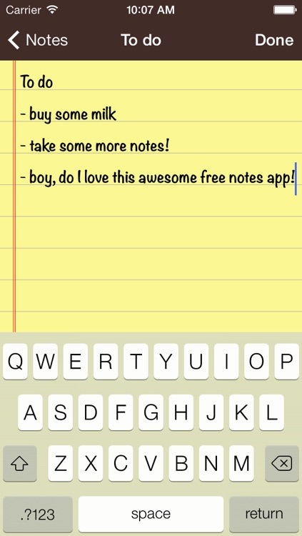 Old Notepad