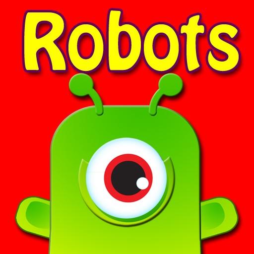 Abby Robots Maker HD icon