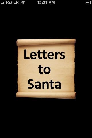 Screenshots of Letters to Santa Gold for iPhone
