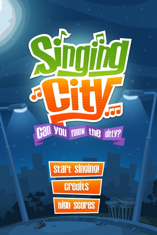 Singing City - Free screenshot-0