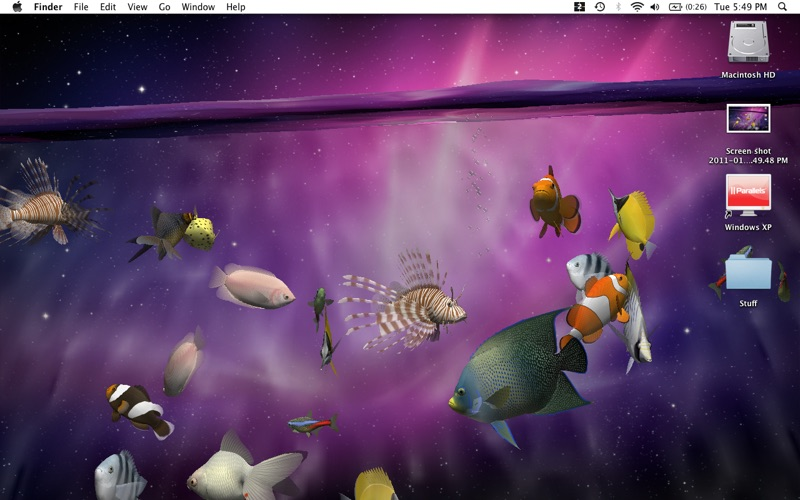 Desktop Aquarium 3d Live Wallpaper Screensaver App Price Drops