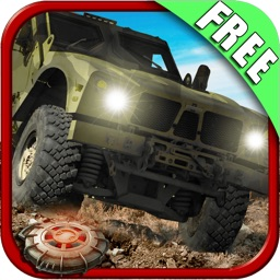 Mine Field Trucker - Real Modern Truck Run Car Racing War Sim Driving Game FREE