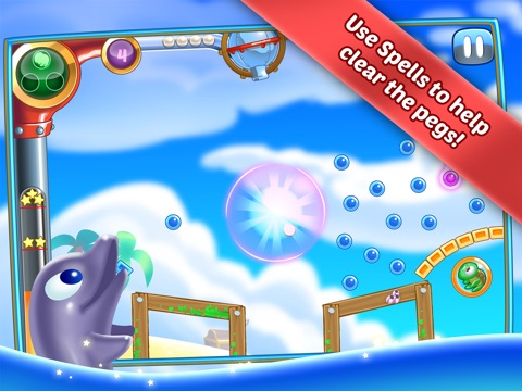 Pearl Pop - Casual Arcade Shooter Game for Kids, Boys and Girls-ipad-1