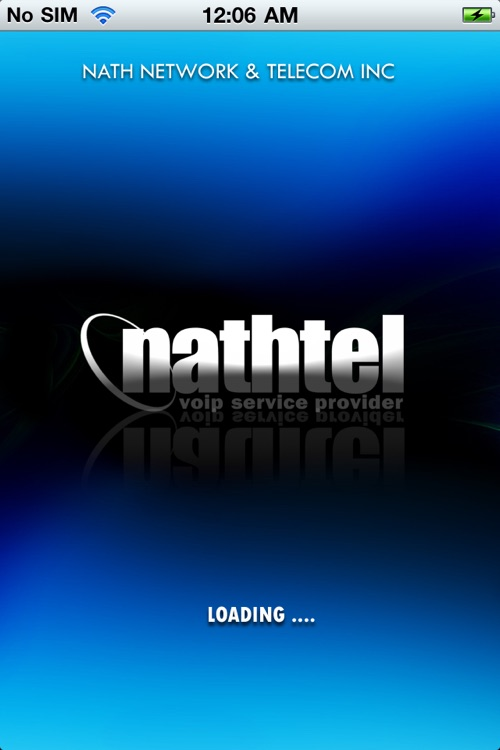 NathTel VOIP screenshot-0