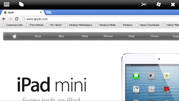 Remote Desktop - Universal App screenshot-3