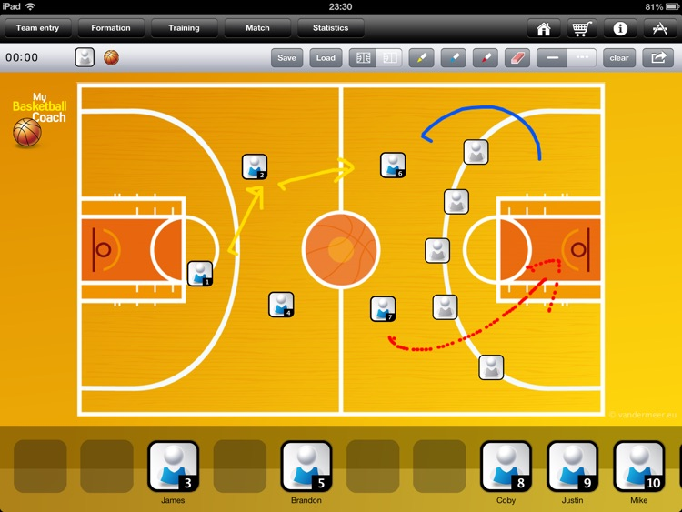 My Basketball Coach Pro screenshot-4