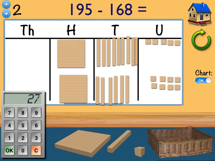 Place Value MAB Subtraction screenshot-4