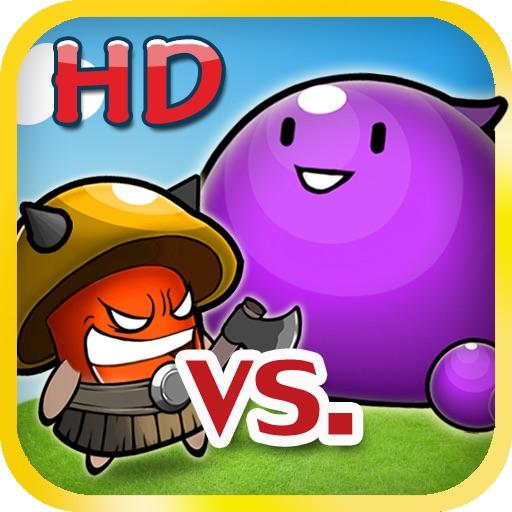 Slime vs. Mushroom HD icon