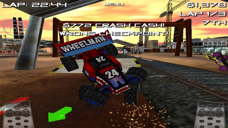 4x4 Offroad Racing - Supercharged screenshot-3