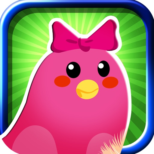 Whack The Happy Birds Free Game icon