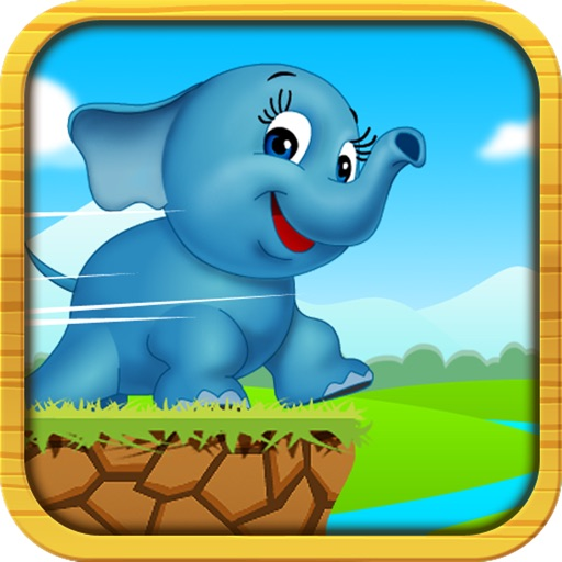 Elephant Run - Addictive Animal Running Game