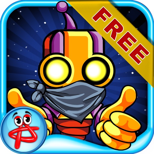 Jump Robot: Free Space Adventure
