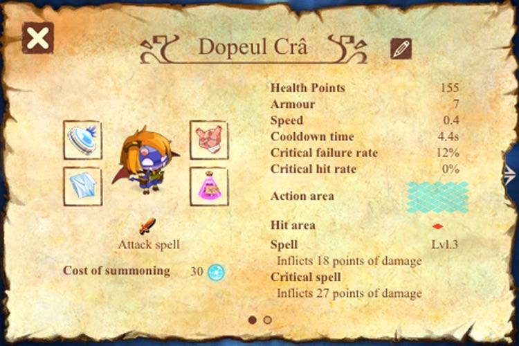 DOFUS : Battles 2 screenshot-3