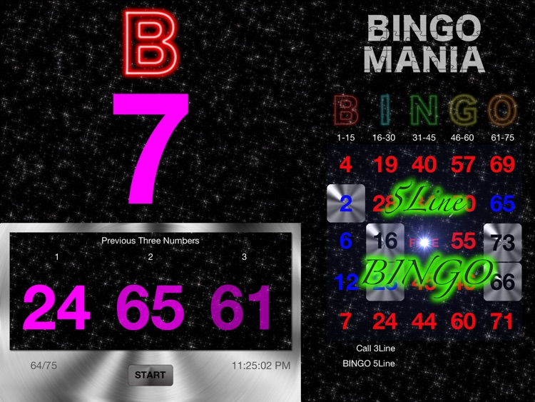 BINGO MANIA The Hybrid screenshot-4