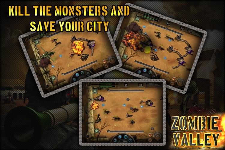 Zombie Valley screenshot-3